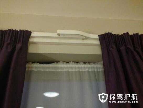 窗帘轨道设计