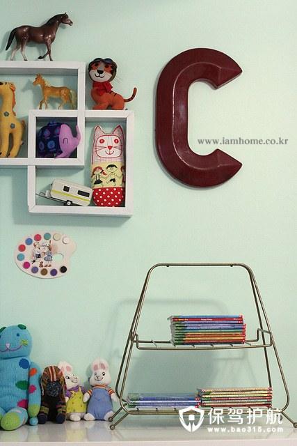 男孩兒童房設計裝飾