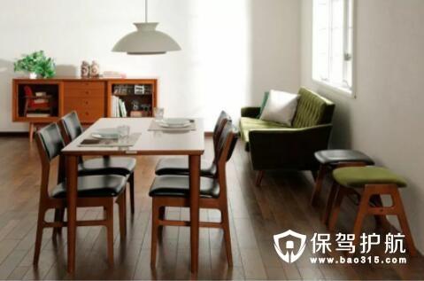 餐桌书桌合一设计