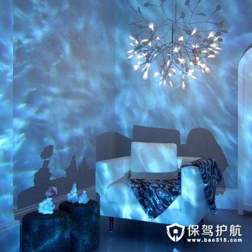 造型百变的家居灯饰设计 击中你心房了吗