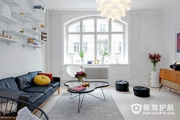 现代简约客厅软装