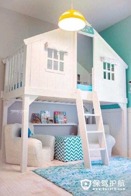 不用找了!史上最全的儿童房设计合辑 你想要的都在这里