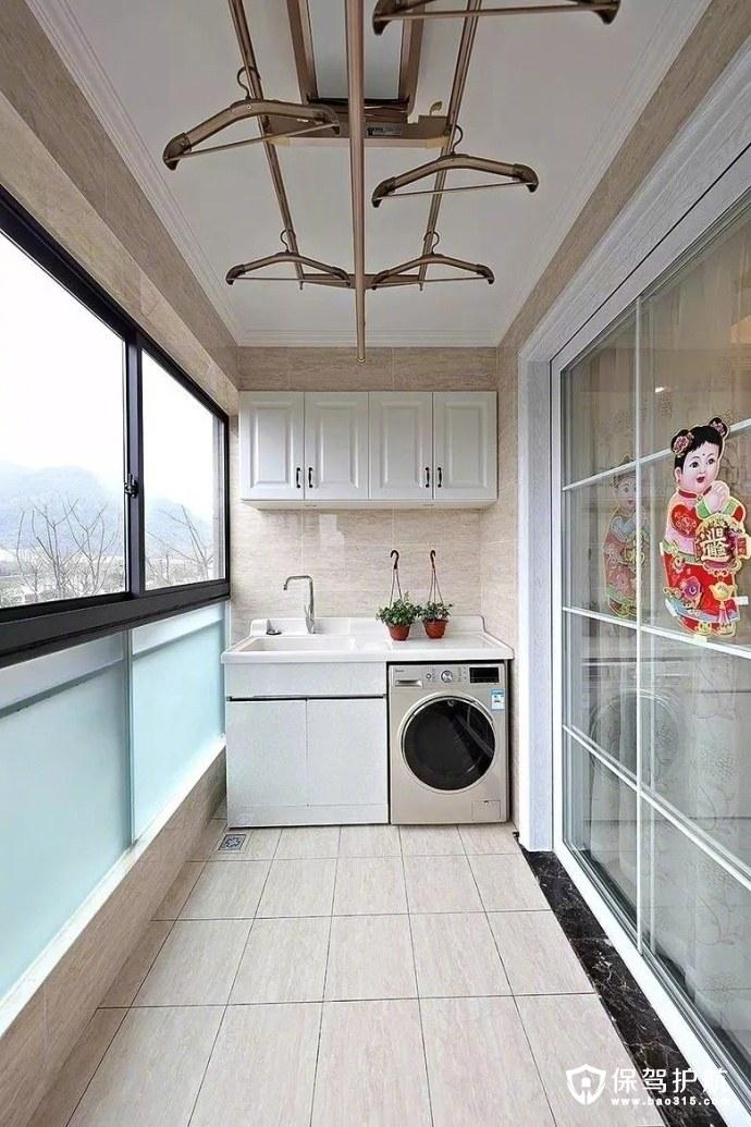 巧用阳台储物柜,收纳的无限可能!图片