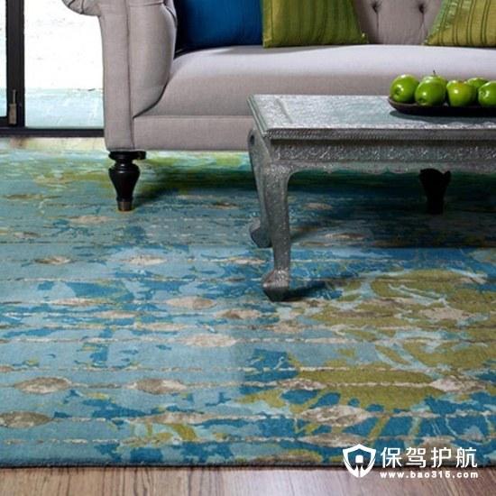 波普元素地毯