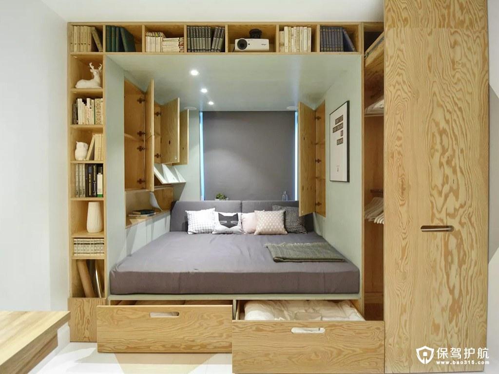 如何选择有储存功能的床!