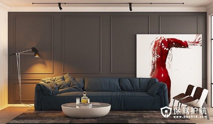 抽象艺术挂画,与众不同的家庭品味