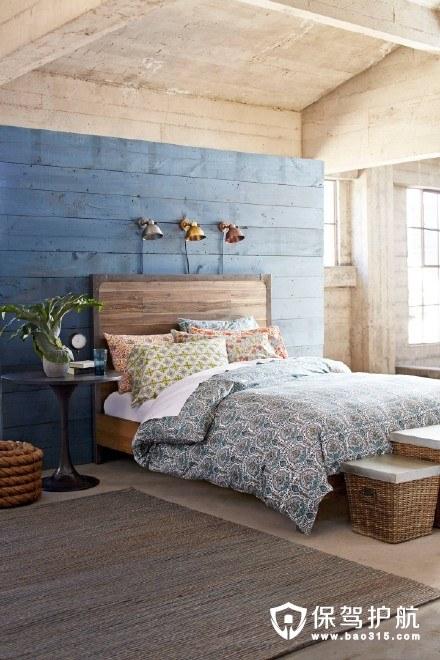给我一间这样的卧室,我能长睡不醒