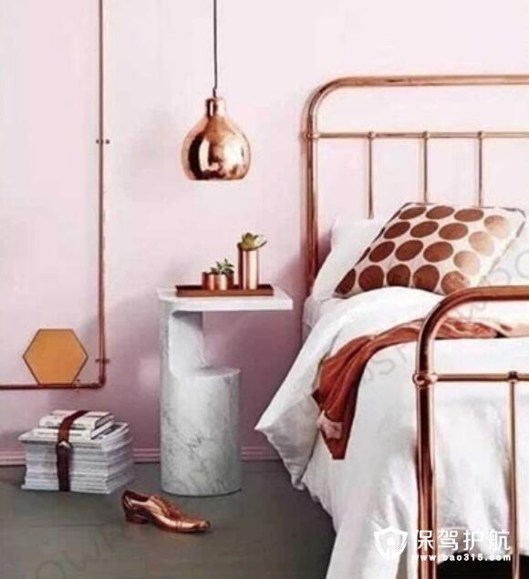 镀铜吊灯家具设计