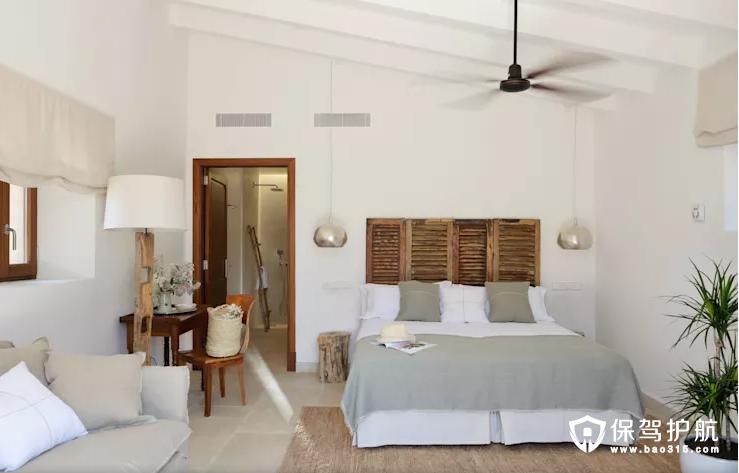 让卧室变美的8种风格!