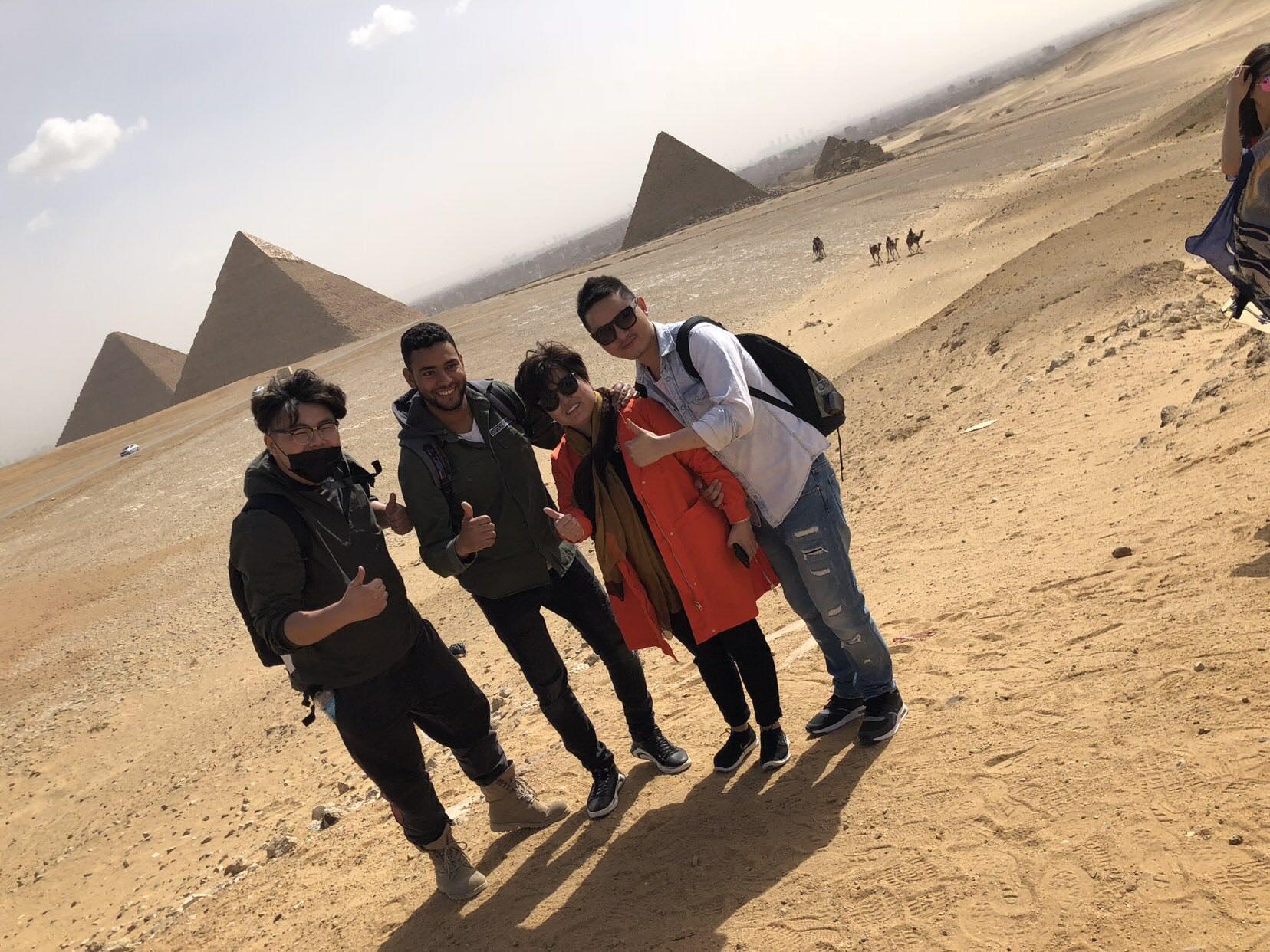 【世邦美住】年度风云人物出国游——埃及、迪拜之旅