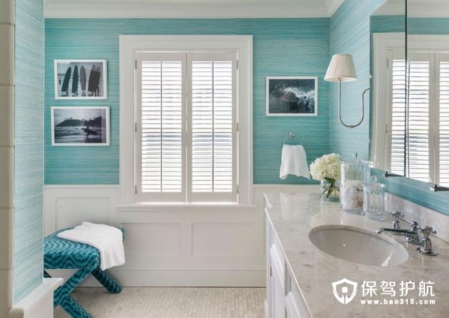 浴室瓷砖颜色你选对了吗?!