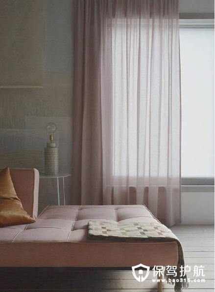 选对家装窗帘,给家居品味加分!