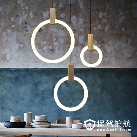 创意家装吊灯设计效果图