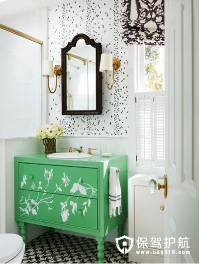 5个的浴室设计技巧,值得学习!
