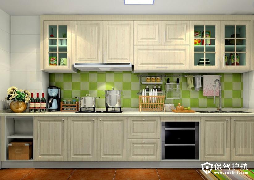 厨房门装修效果图大全