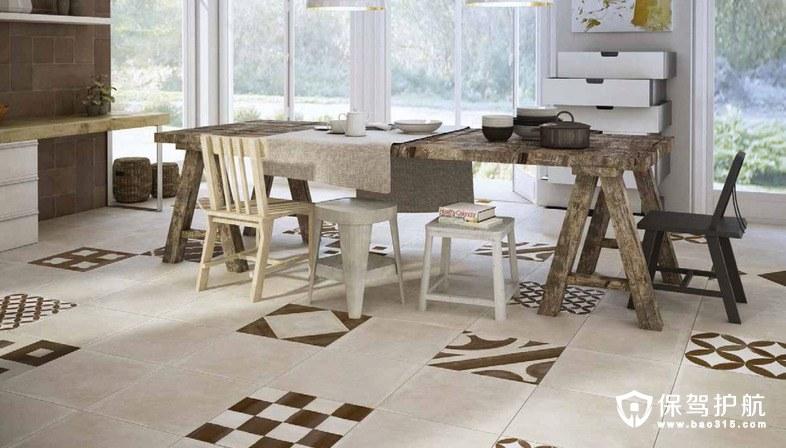 当代空间融合乡村传统的地板铺设,美成这样!