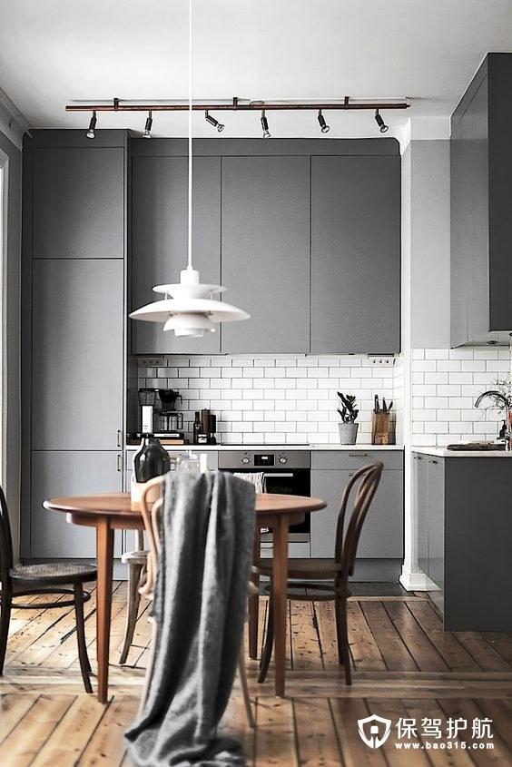 这些小厨房的设计效果图即想法,会让它变大大大!!!