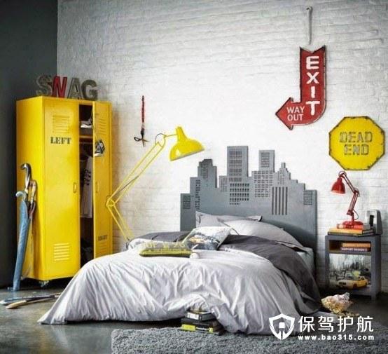 这些青少年现代卧室设计效果图,收藏了!