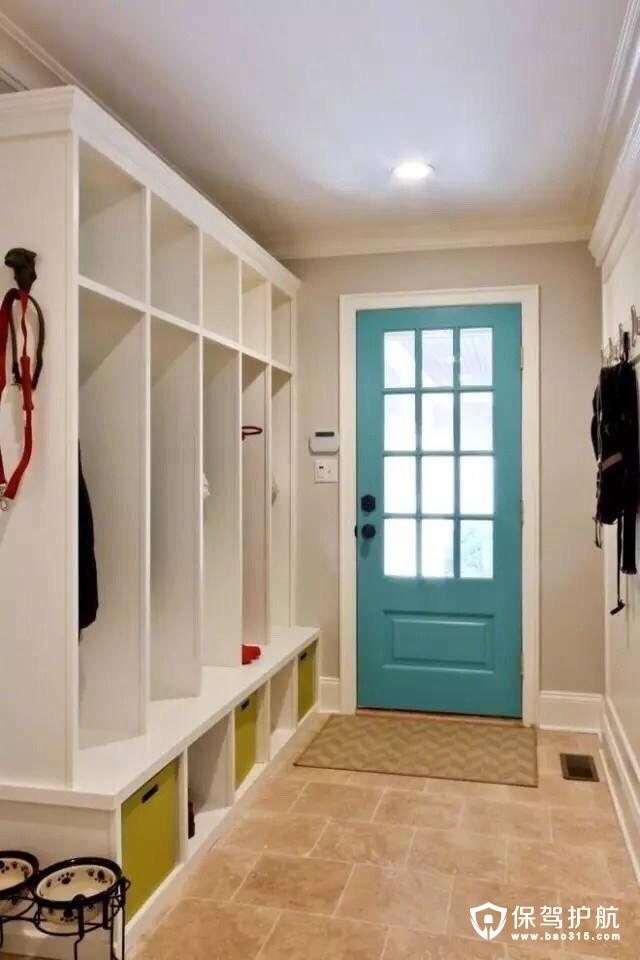 9款玄关鞋柜的设计方案