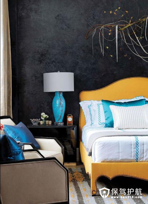 2018年室内设计最佳颜色组合搭配大全!