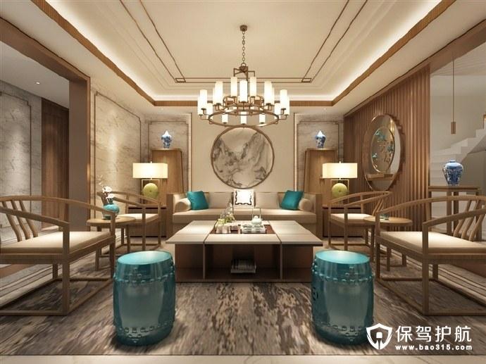中式风格家装效果图参考
