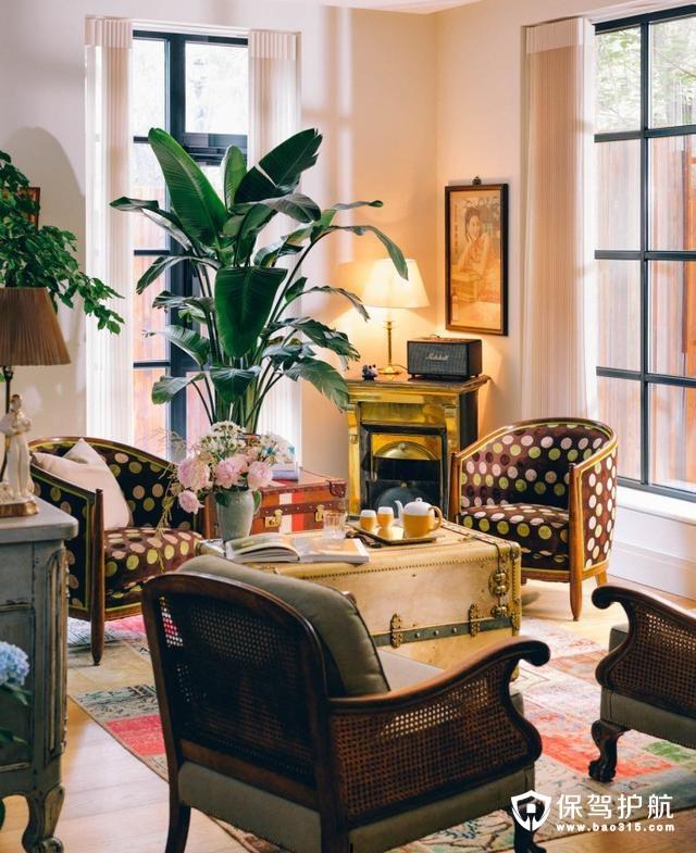 美式家具沙发