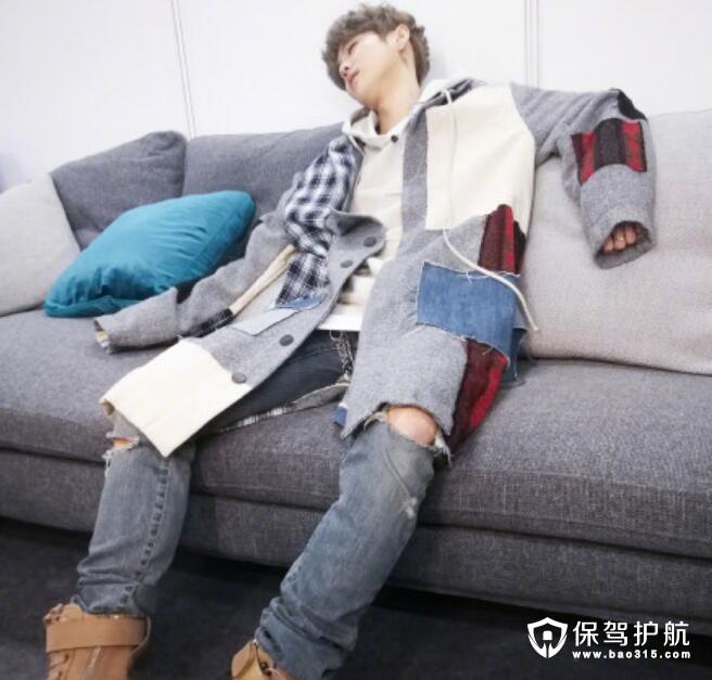 鹿晗同款撞衫布艺沙发 感受不同气质沙发带来的时尚感