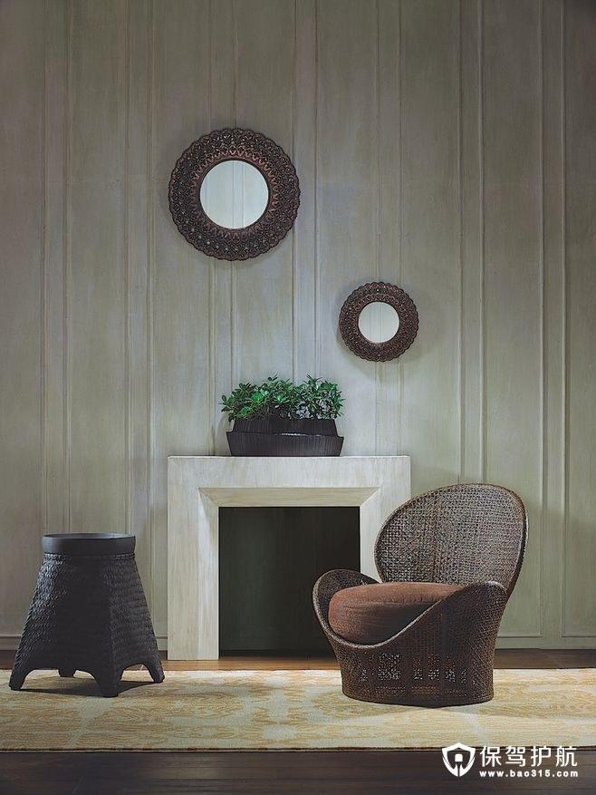 东南亚家具,装修风格中的隐形土豪