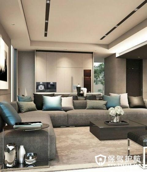 你还在纠结客厅家具的选择?这4种沙发类型,提升你的空间与品位感!