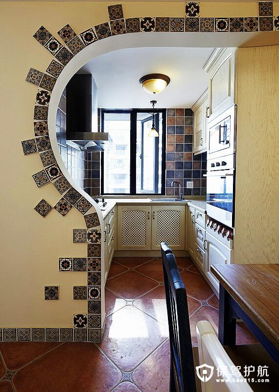 9种厨房装修效果图