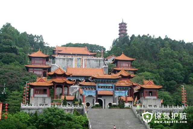 东南亚建筑的万种风情