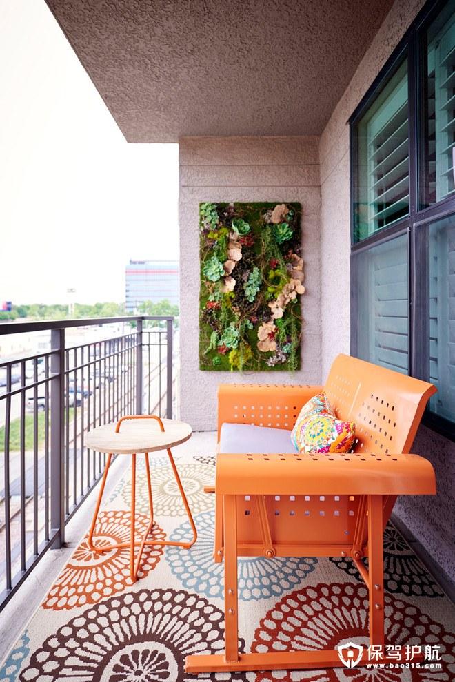 一大波美腻的阳台装修图片,给你带来灵感!