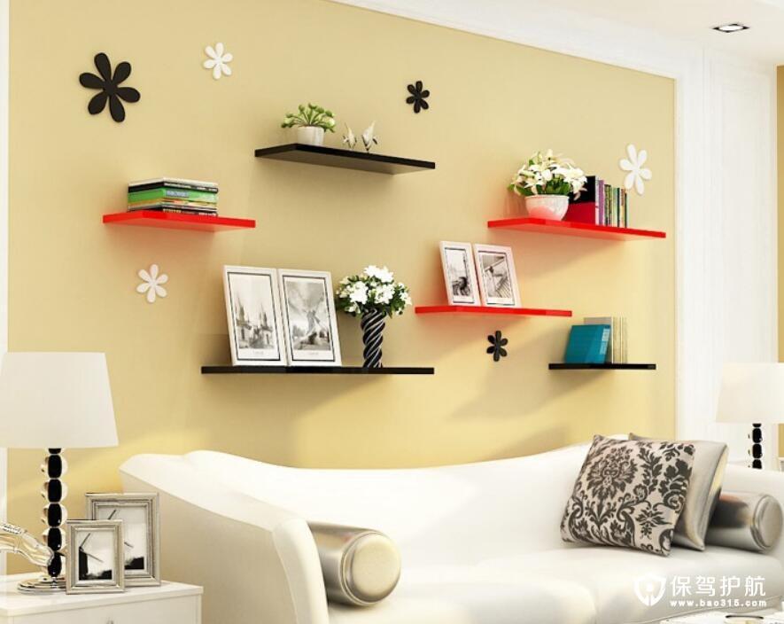 简约壁挂横板装饰