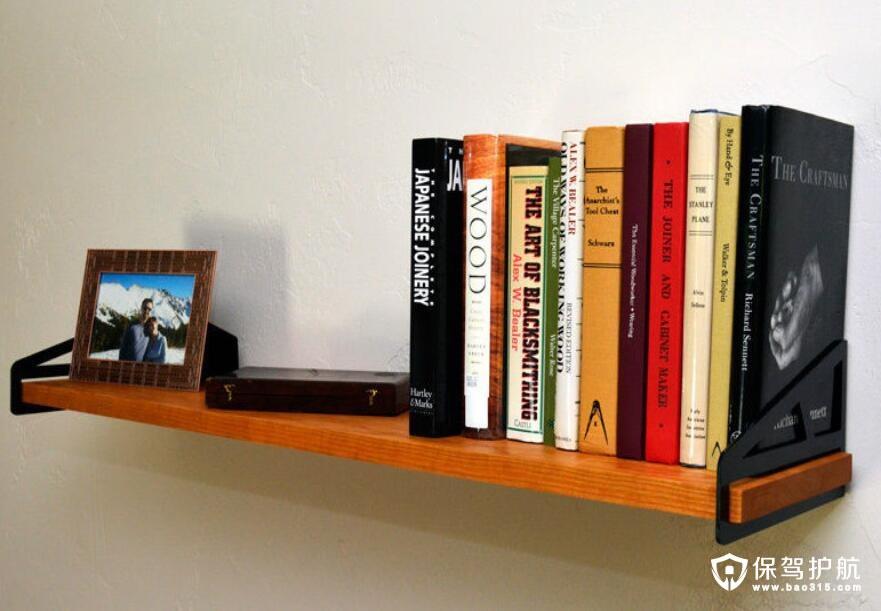 横隔板书架