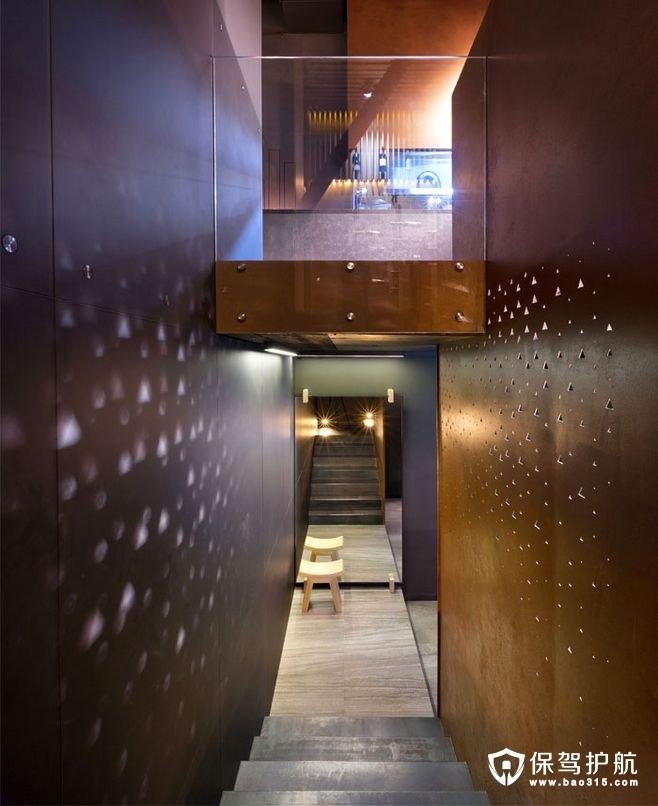 一组国外Loft餐厅设计,细节完美