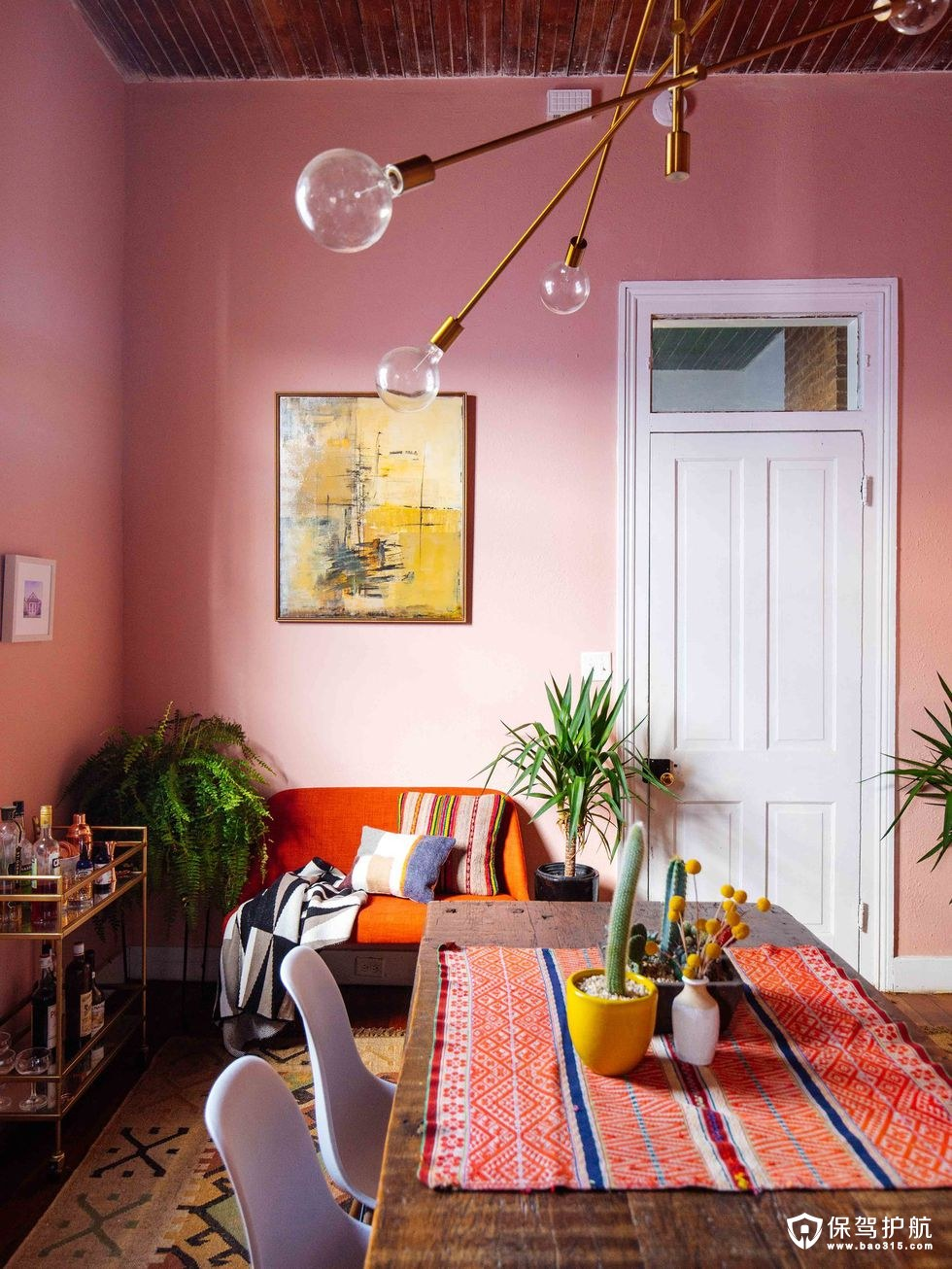 5种夏季油漆颜色,带你感受东南亚热带风情~