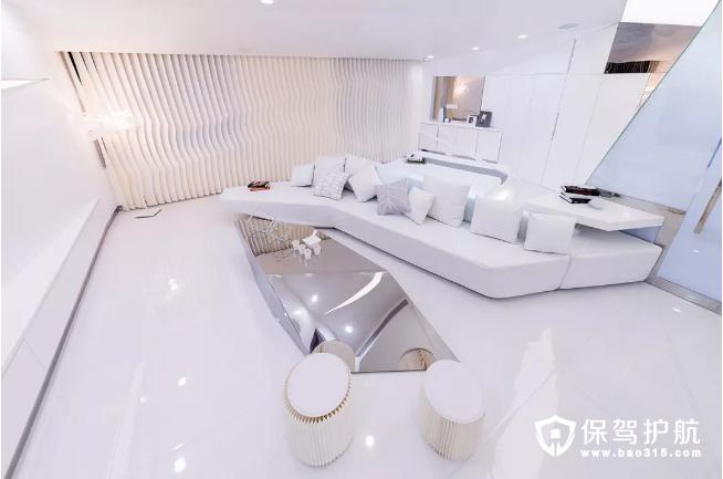史上逼格最高的一室一厅装修方案设计!完爆豪宅!