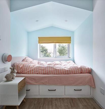 告别局促狭窄格局 舒适小卧室装修效果图参考