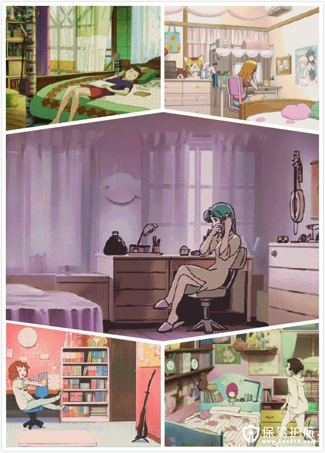理想生活小卧室
