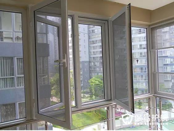 透光率高达96%的隐形纱窗,你家安装了吗?
