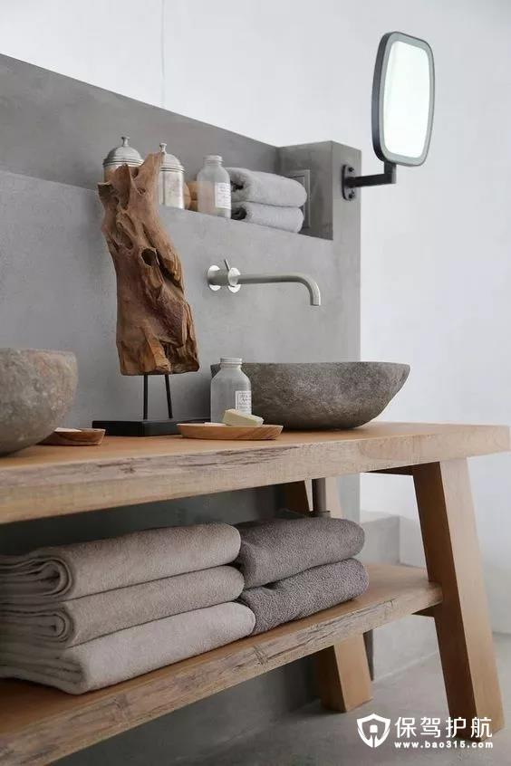 【安利】卫生间洗脸盆这么有格调,洗着洗着都变美!