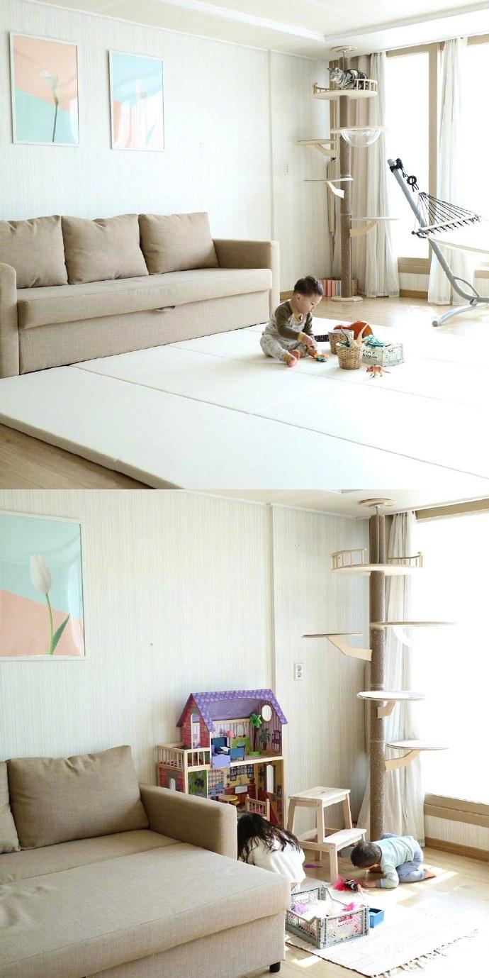 儿童房——专属一儿一女的儿童房装修设计