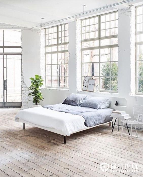炎炎夏日,几个技巧让你装饰夏天卧室,为你带来清凉!