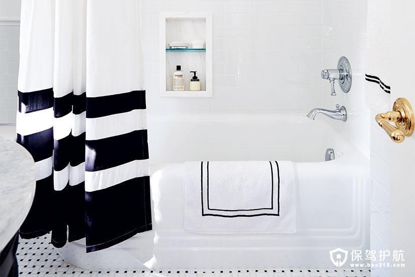 【设计趋势】今年这7个浴室设计的趋势引起了轰动!