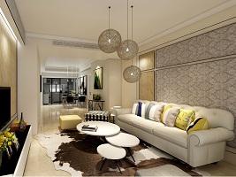 案例赏析 | 静谧舒适,138平米四室二厅现代混搭风格~