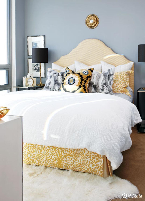【设计】7步将你的卧室打造成一个浪漫的度假空间