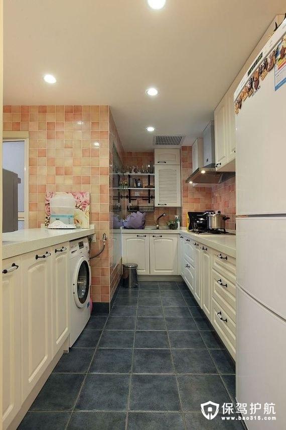 厨房隔断都有哪些做法?