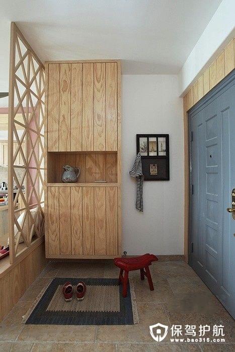 客厅玄关隔断设计有哪些做法?
