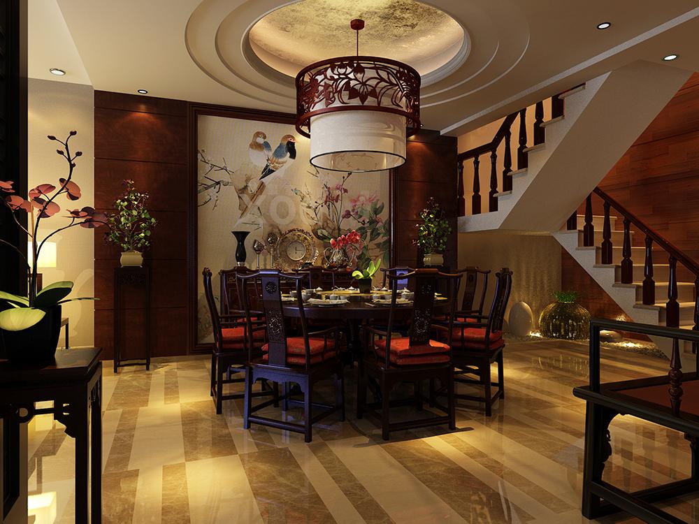 中式风格家装设计案例