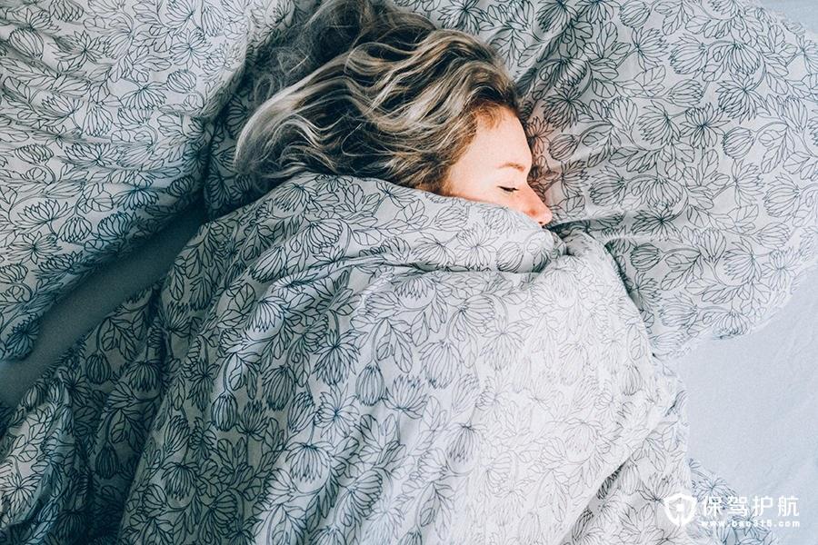 【干货】5种让更年期睡眠更好的方法